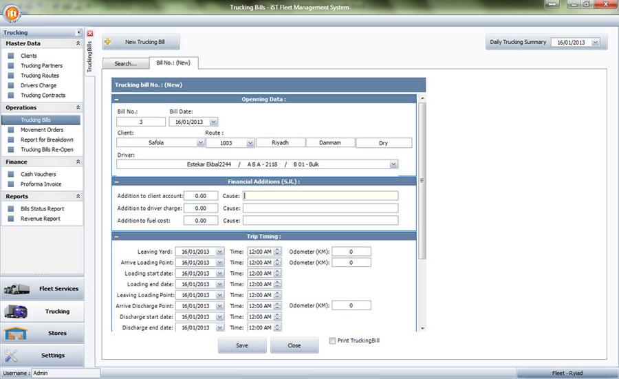 Fleet Management System   Fleet Tracking Software